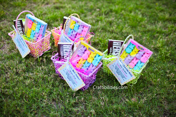 For my peeps easterspring class treat teacher gift fun for easterspring class treat teacher gift fun for the kids negle Image collections