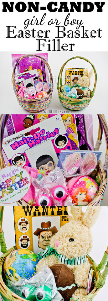 Younger kids no candy easter basket ideas for a boy and girl younger kids no candy easter basket ideas for a boy and girl perfect for toddlers quick and easy negle Images
