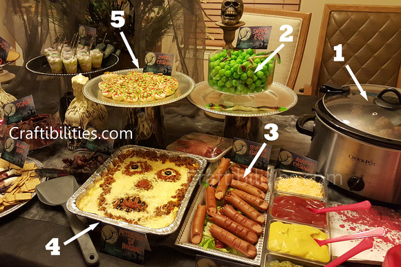 Party Finger Food Ideas For Adults