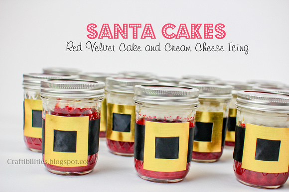 we still want them to know they are appreciated so we are making red velvet cakes in mason jars i made these a couple years back and loved how they turned