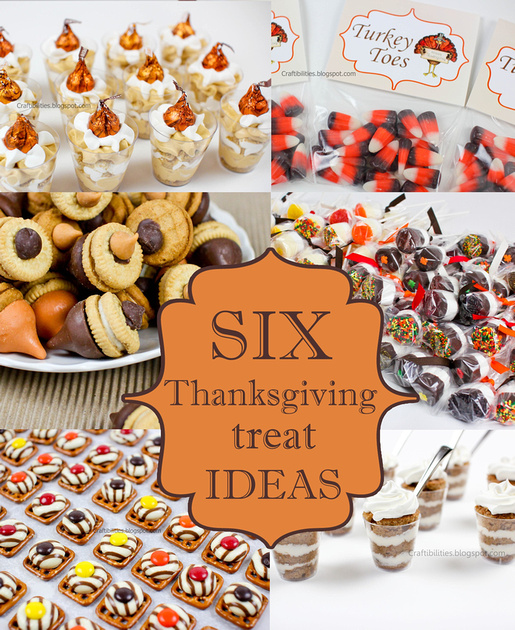Six Thanksgiving Treat Ideas Fun For The Kids Classmate