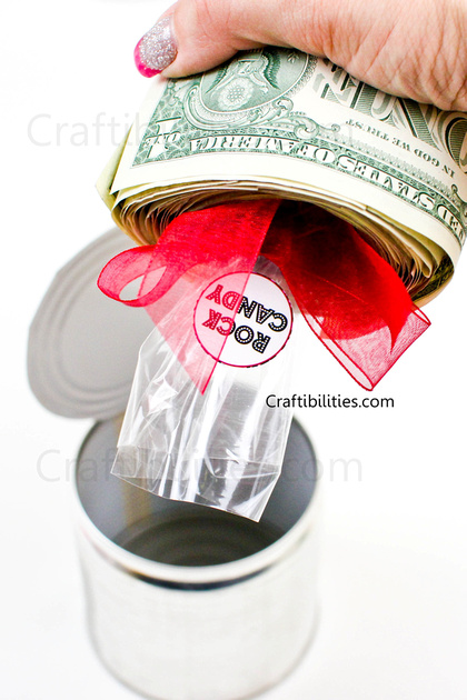 sneaky creative fun way to give money best gift ever cash fake out ideas for birthday graduation wedding christmas teacher appreciation