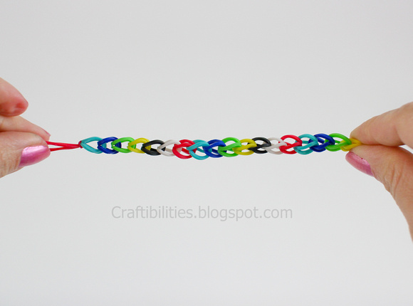 rubber how bracelet kit articles do twisty wrapped make you with loom rubberband band